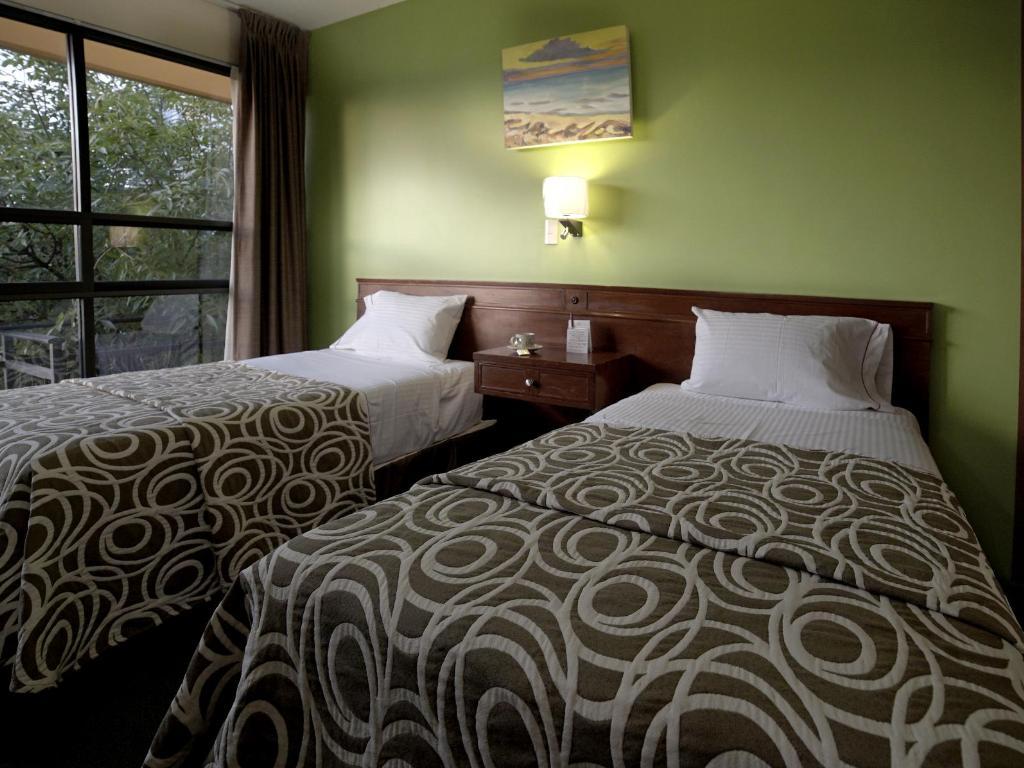 Habitaciones Con Dos Camas Individuales El Greco Hotel